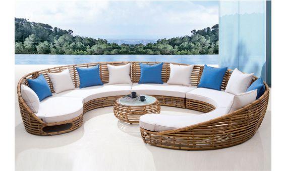 Majestic garden 2012 ideas para jardines y decoraci n - Mobiliario para jardin ...