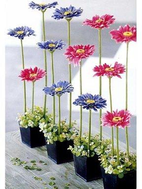 flores tiesto