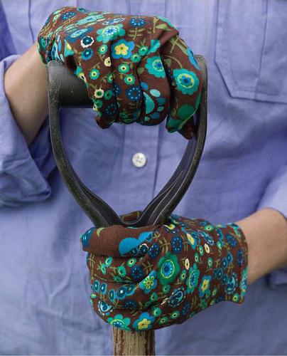 guantes jardineria