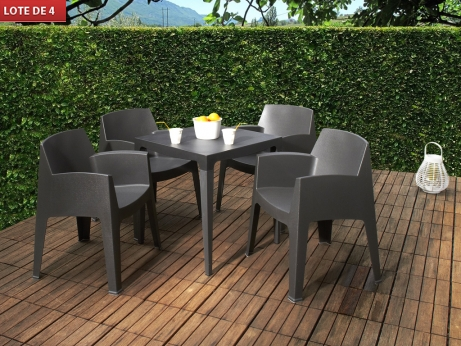 Mobiliario de jard n ideas para jardines y decoraci n for Muebles de jardin