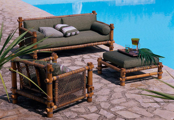 Ca a ideas para jardines y decoraci n for Muebles bambu pdf
