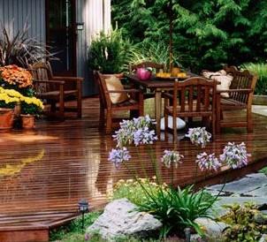 Peque os jardines ideas para jardines y decoraci n - Ideas decoracion jardines pequenos ...