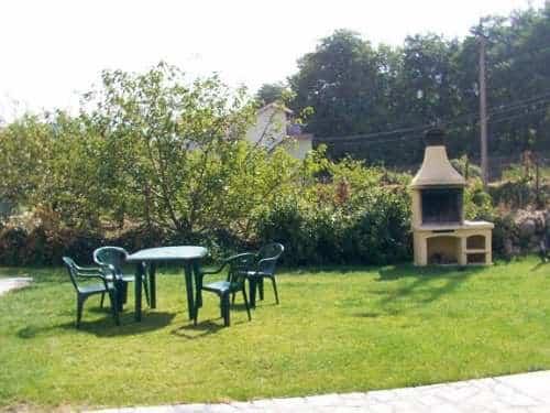 barbacoa jardin