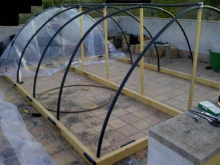 Como Hacer Un Invernadero Casero Ideas Para Jardines Y Decoración