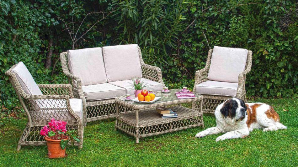 Venta Muebles De Jardin Segunda Mano.Conjunto De Cafe Para Exterior