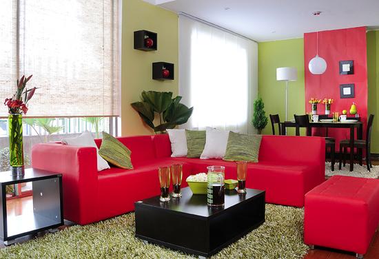salas y salones modernos plantas