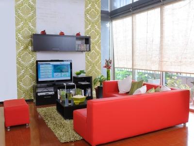 salones modernos vive tu casa