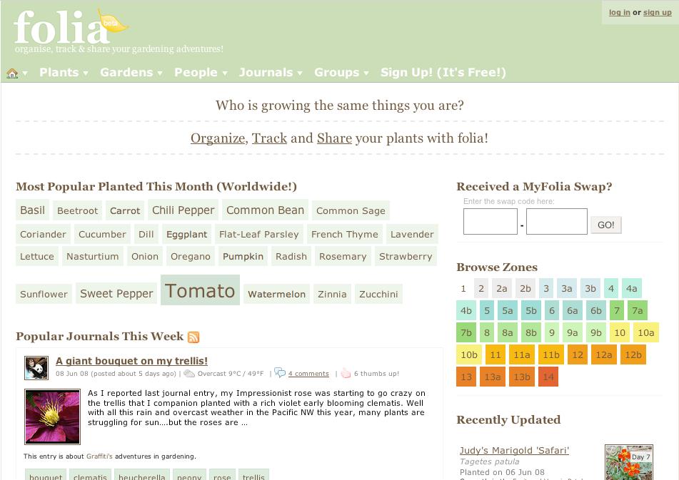 Myfolia.com