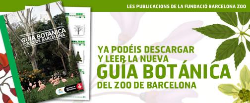 Nueva guía de botánica Zoo de Barcelona