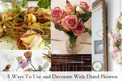 Ideas Para Decorar Con Flores Secas Decoracion - Decorar-con-flores-secas