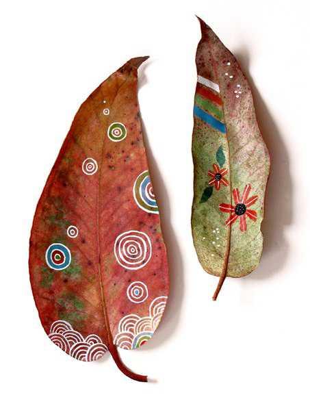 aprovechar las hojas