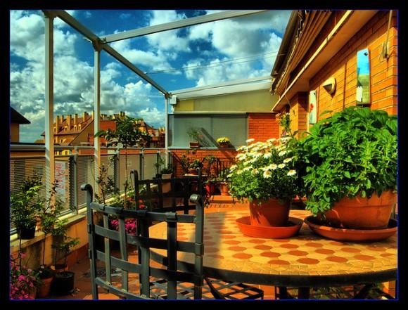 Disfruta de tu terraza este verano