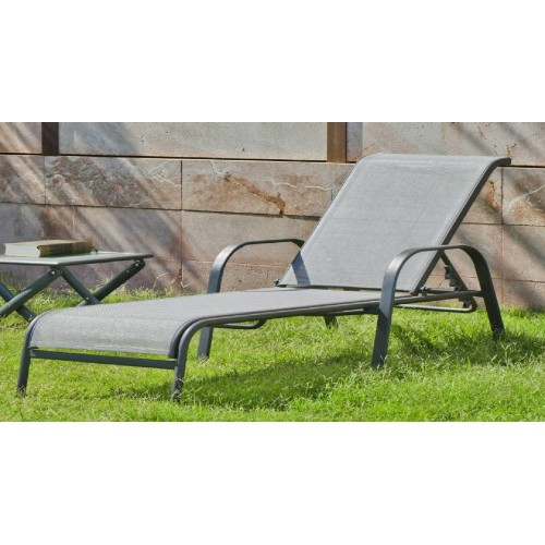tumbona - mueble de jardin