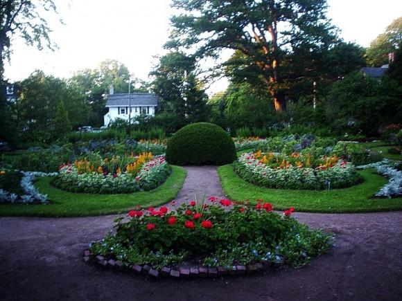 Caracteristicas de los jardines victorianos