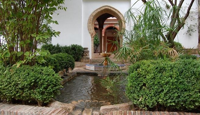 Fuente: Jardín Plantas
