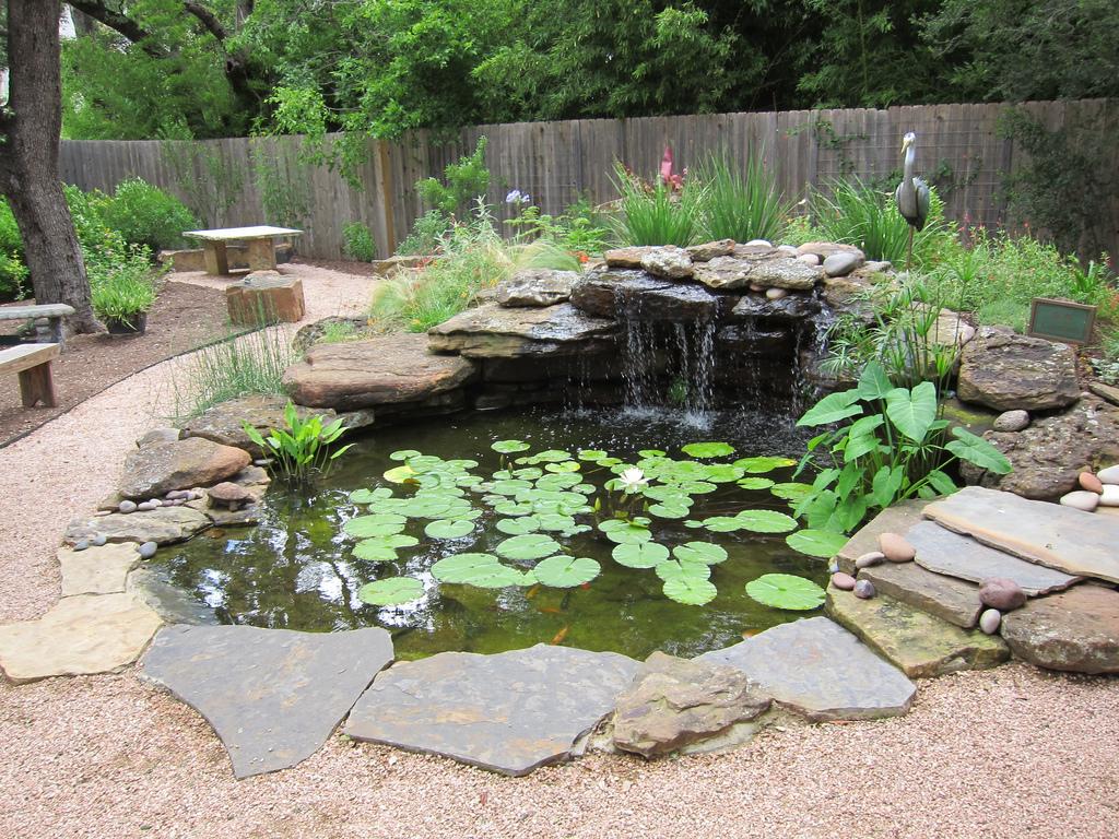 estanques para jardin