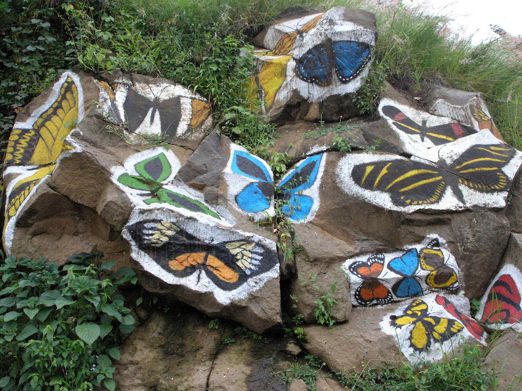 piedras decoradas para tu jard n