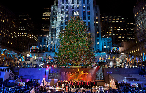 Árbol del Rockefeller Center