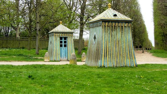 Casetas de jardín cuidados invierno