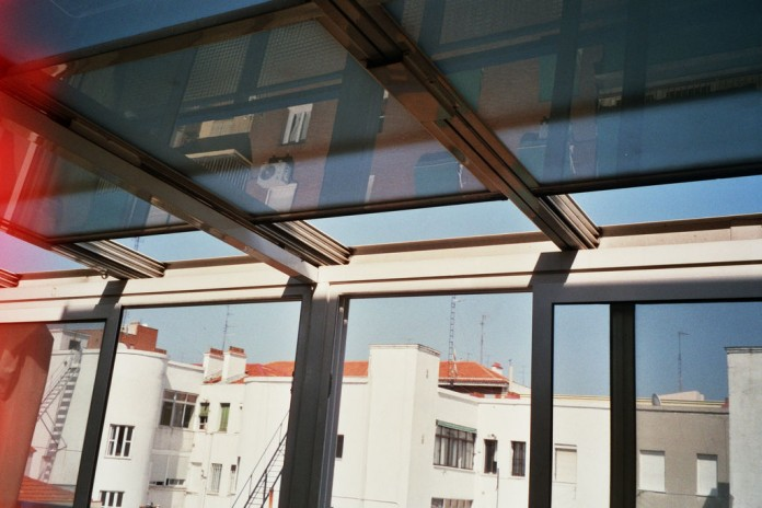 Terrazas con techos
