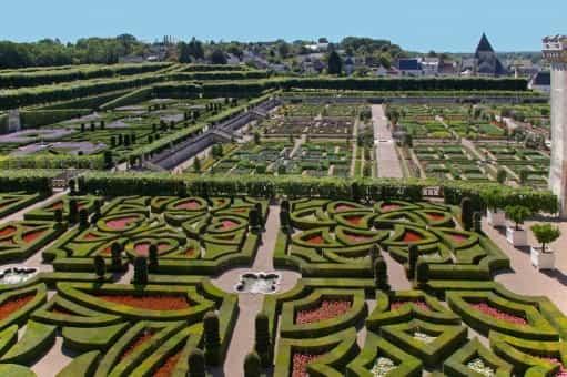 Jardines medievales