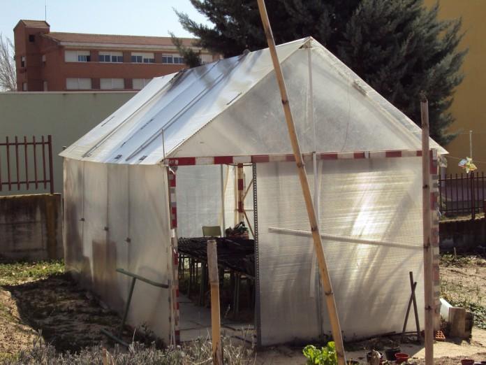 Crear un invernadero