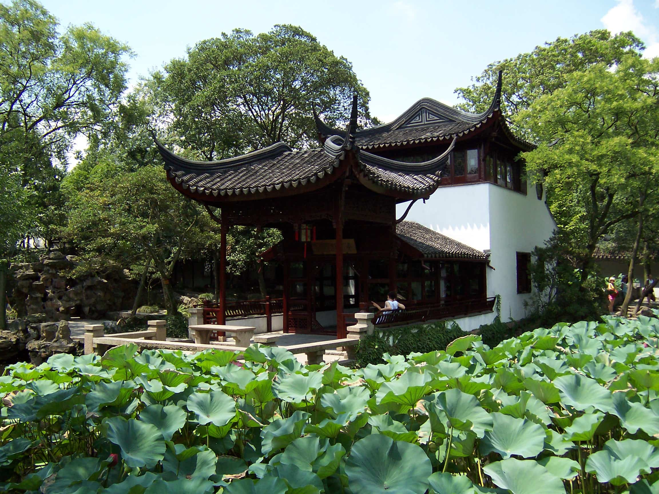 Jardines Feng Shui 3