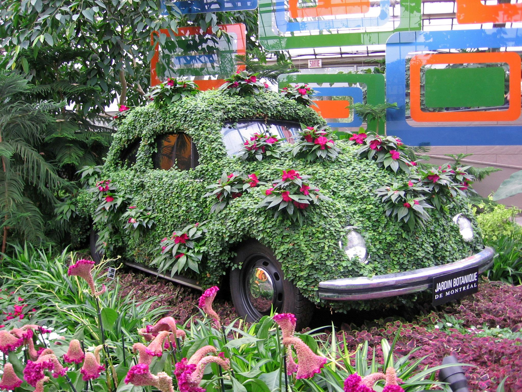 Jardines botánicos turísticos 1