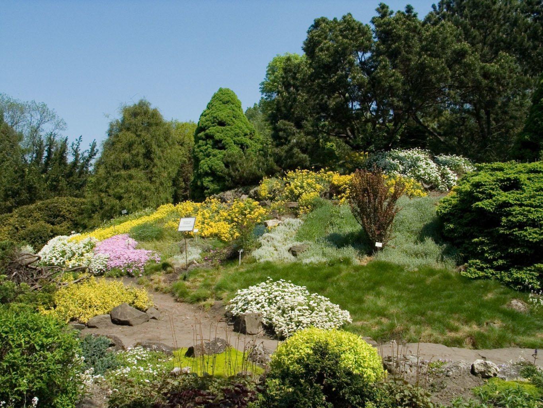 Jardines botánicos turísticos 3