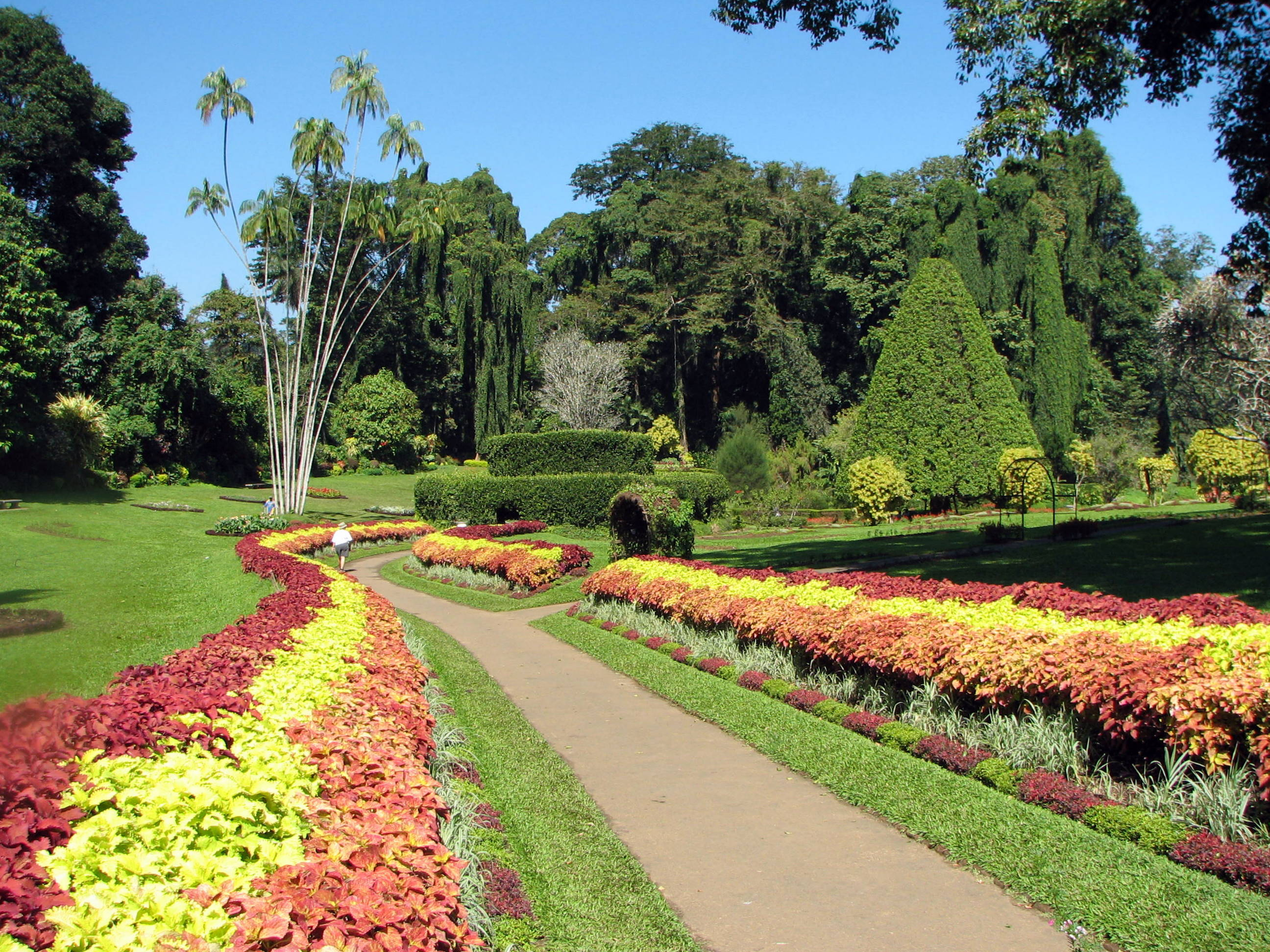 Jardines botánicos turísticos 4