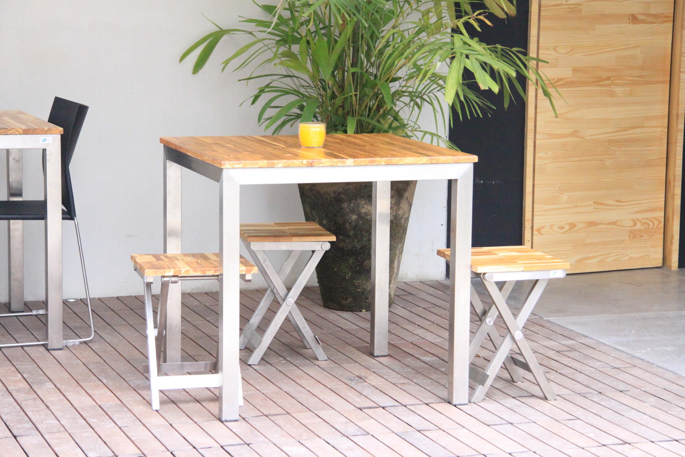 Proteger muebles de madera del jardín 4