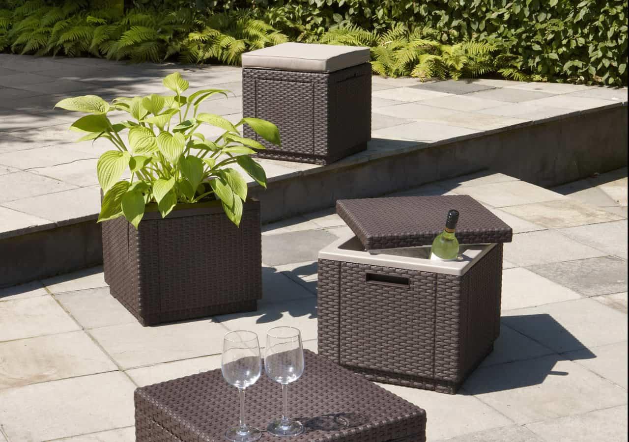 muebles de jardin - icecube