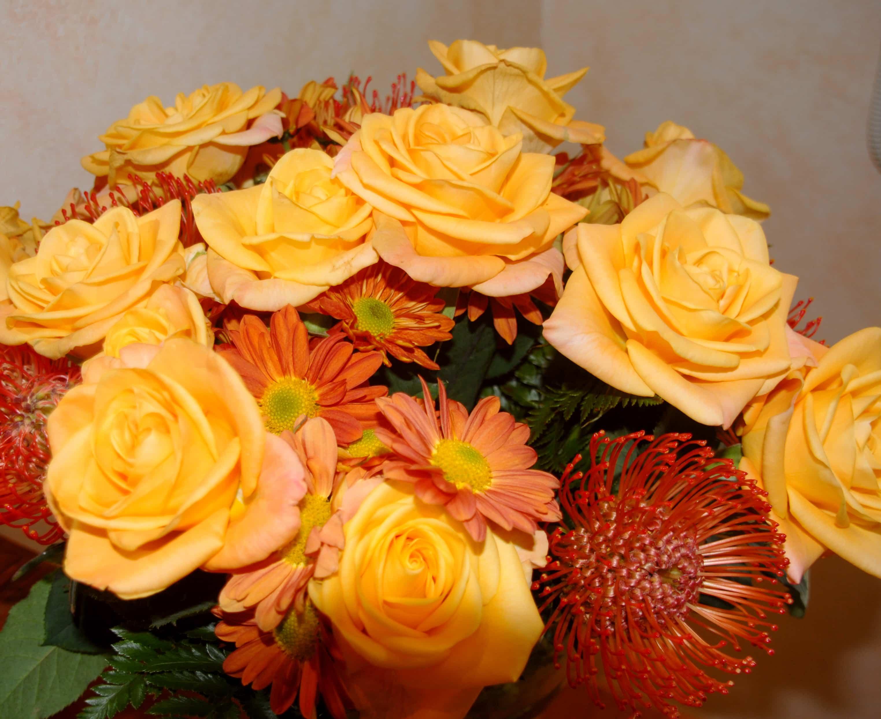 Decorar con flores 3