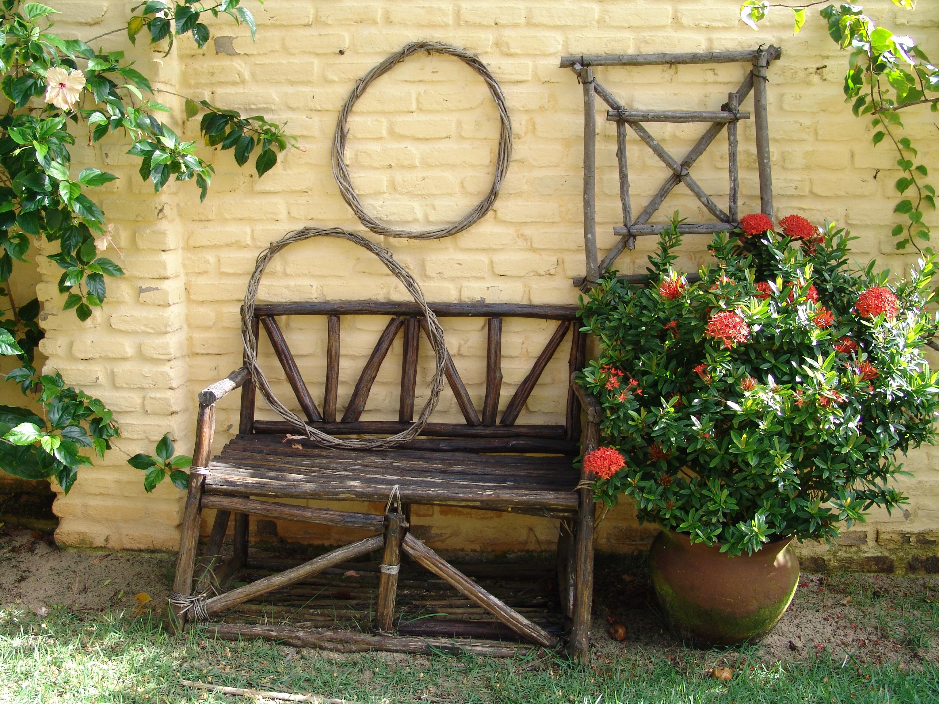 Salón de jardin 1