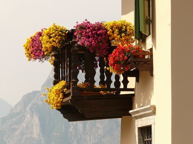 Decorar balcones pequeños 1