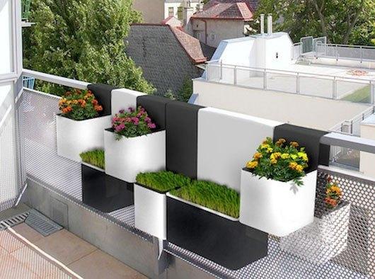 Decorar balcones pequeños 3