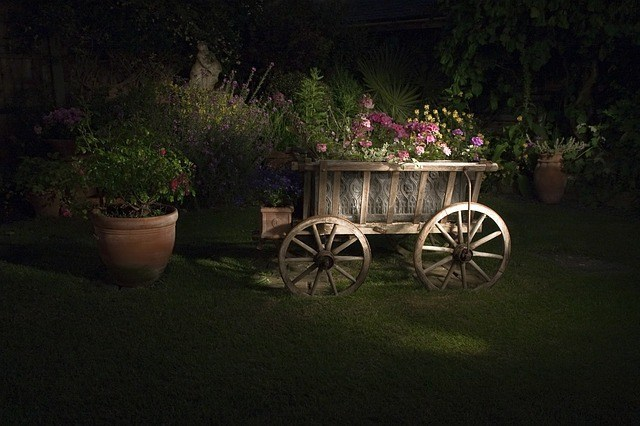 Diseñar un jardín rústico 3