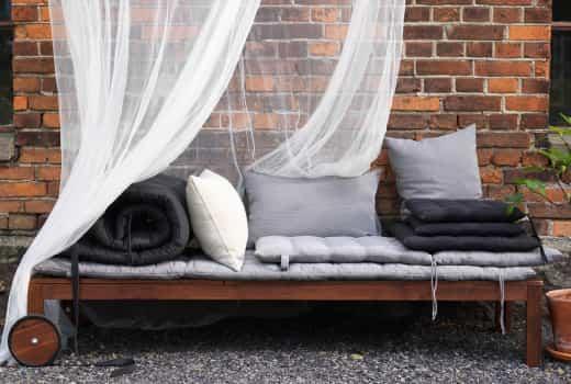 sofá para exterior