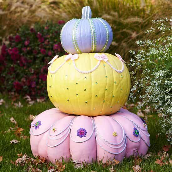 Ideas para decorar el jardín en Halloween