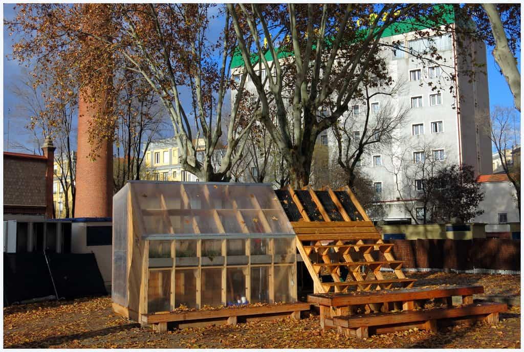 Cómo proteger el huerto del frío