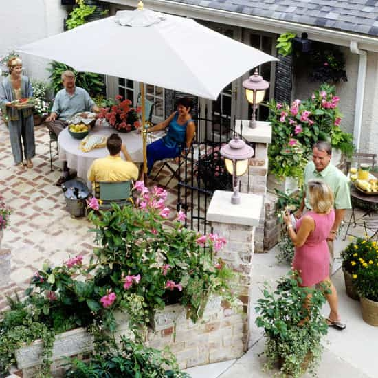 Ideas para crear espacios para fiestas