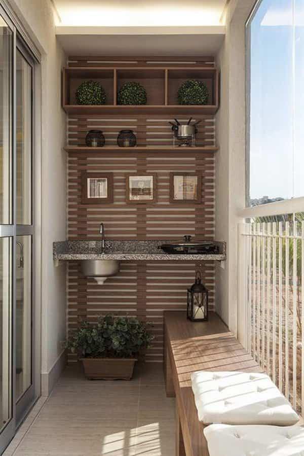 Algunas ideas para balcones