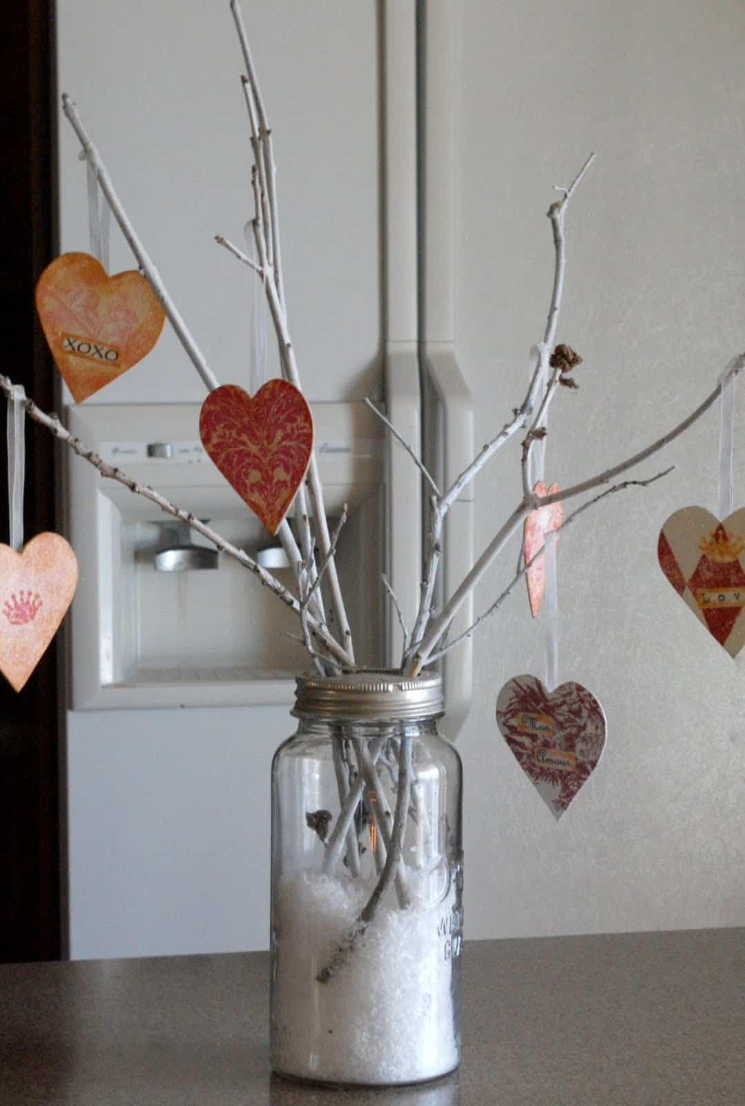 Como decorar el jardín en San Valentín