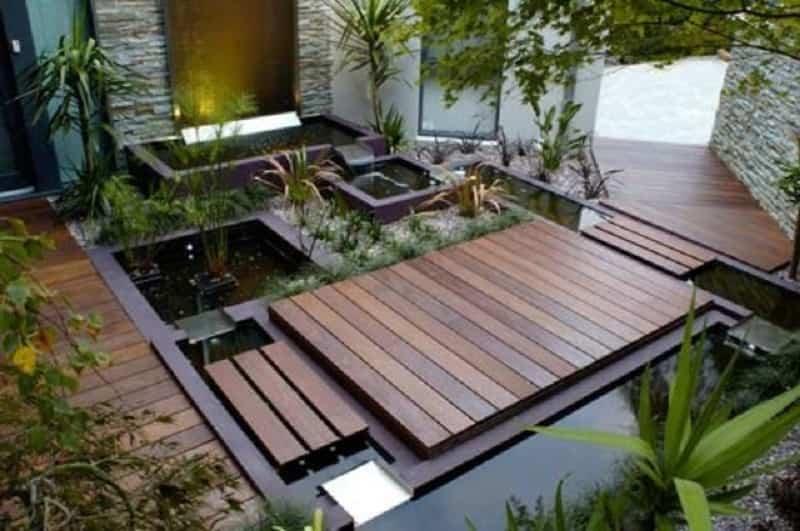 decoración de jardines modernos