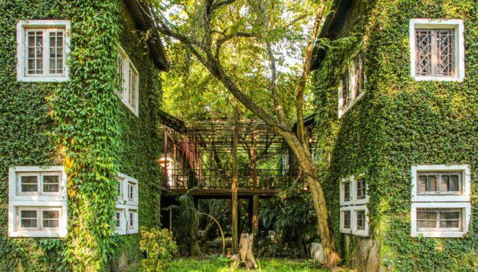 casa naturaleza
