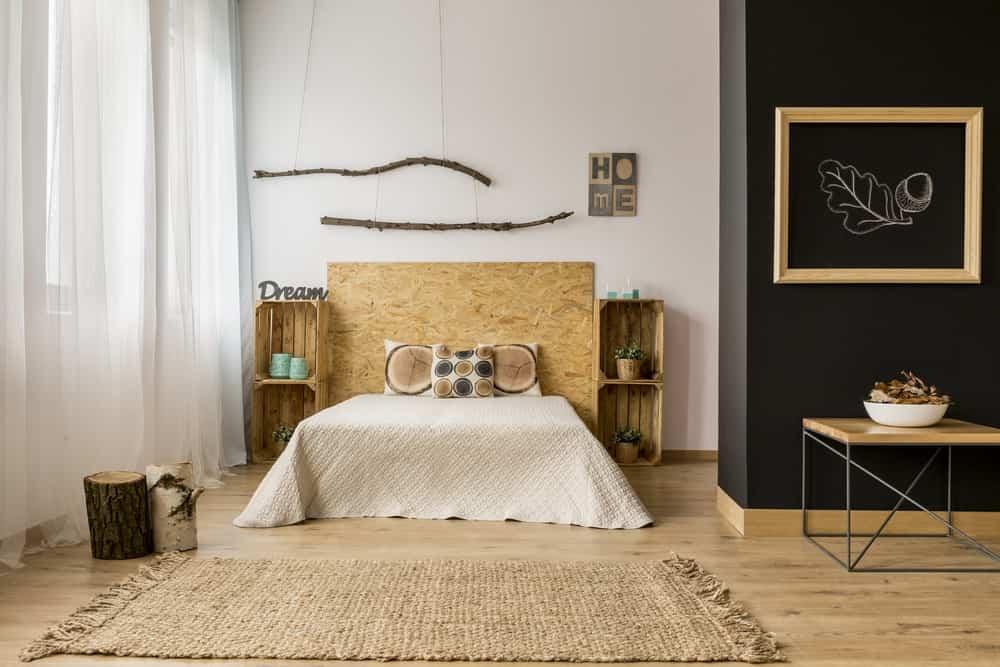 dormitorio ecologico