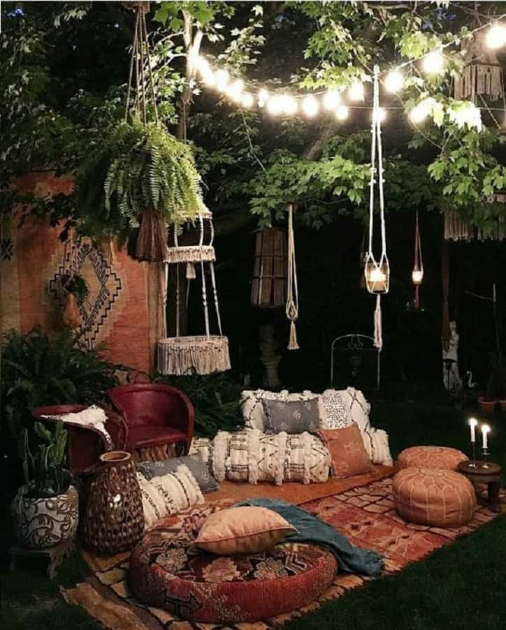 25 Best Ideas About Hammocks On Pinterest: 10 Complementos Boho Chic Para Dar Estilo A Nuestro Jardín