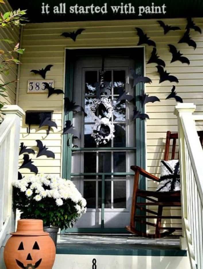 Halloween para el jardín