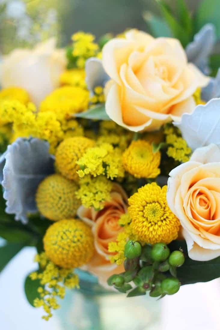 mantener las flores frescas