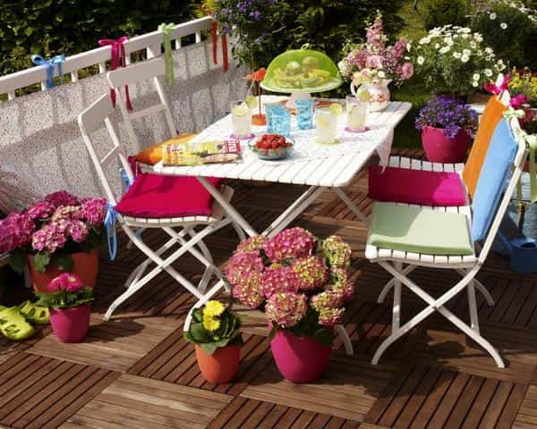 ideas para decorar patios